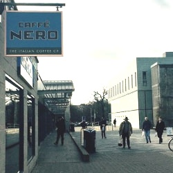 Picture Of Caffe Nero opens new branch at University of Kent campus in Canterbury